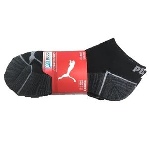 Puma Women's Athletic Cool cell cushioned socks
